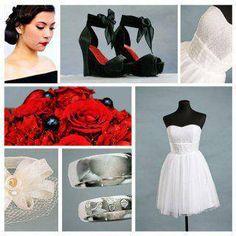 Fashion Lookbook: Vintage Wedding