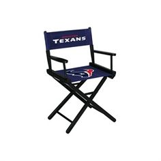 Houston Texans Directors Chair Table Height