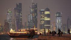 03f4fba9315e Index - Gazdaság - Katar blokádja a helyszínről Sustainable City, Green  Building, Doha,
