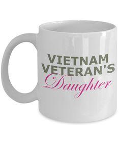 Vietnam Veteran's Daughter - 11oz Mug