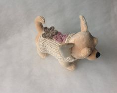 Elegante capa Chihuahua pequeño perro mascota cachorro por nerina52