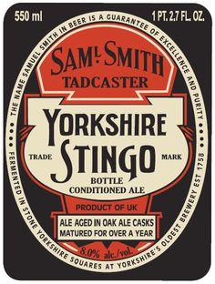 Samuel Smith's Yorkshire Stingo - Samuel Smith Old Brewery (Tadcaster)