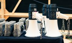 Give us a C! Give us a H! Give us an A! Give us a N! Give us an E! Give us a L! Put it all together and what does that spell? C-H-A-N-E-L. http://www.thecoveteur.com/chanel-springsummer-2015/?hvid=3wx4wR