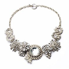 Fun Daisy Grand Crystal Party Wedding Best Match Fashion Necklace - xl00948 Fun Daisy Necklace http://www.amazon.com/dp/B00LJWRQ2I/ref=cm_sw_r_pi_dp_9-y2tb19N1HTNY4P