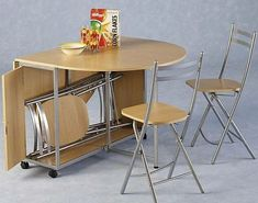 Kitchen Tables for Small Spaces : How To Manage It?