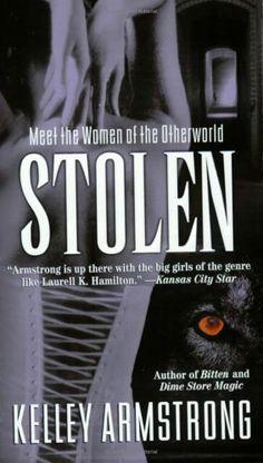 Women of the Otherworld Series- Book #2 Stolen