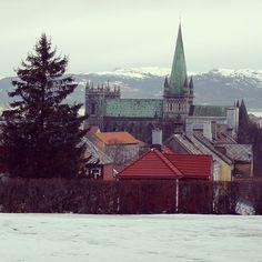 Trondheim - Nidarosdomen