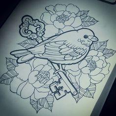tattoo drawing | Tumblr
