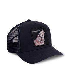 78c7457e5b7 Goorin Bros. Wolf Trucker cap Shirt Outfit