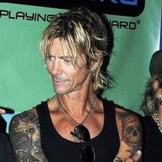 Duff Mckagan Back Onstage With