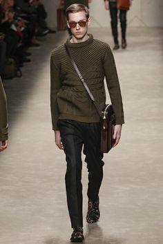 Burberry Prorsum Milan Fashion