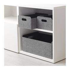 Felt boxes for organising toys, clothes nappies   http://www.ikea.com/ie/en/catalog/products/50309841/#/00307552