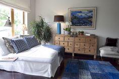 Blue TV corner Corner, Tv, Blue, Furniture, Home Decor, Texture, Decoration Home, Room Decor, Television Set