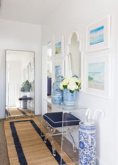 Design Darling Foyer Reveal
