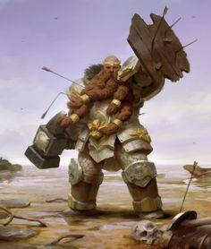 Last Dwarf, KILART _ on ArtStation at https://www.artstation.com/artwork/qPorL?utm_campaign=notify&utm_medium=email&utm_source=notifications_mailer