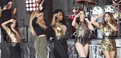 Fifth Harmony on the Fab Five, Today Show, Fifth Harmony, Girl Group, All Things, Beautiful Women, Concert, Lady, Girls