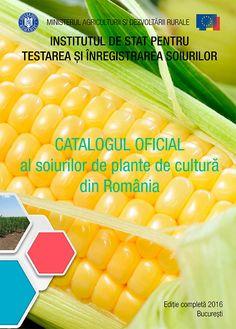 Catalogul Oficial al soiurilor de plante de cultura din Romania
