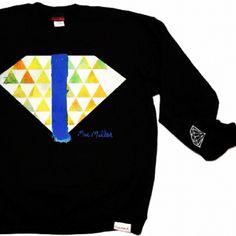Diamond Supply Co. collaboration w/ Mac Miller
