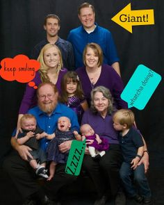 NickMom: Our Family Photo FAIL  #MotherFunny #ad #shop #cbias