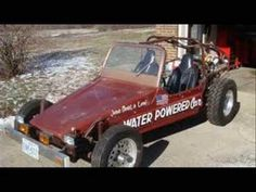 Water Fuel Cell / Water Powered Car - Stan Meyer (inventor murdered by i. Electric Scooter, Electric Cars, Water Powered Car, Custom Classic Cars, Honda Ruckus, Moped Scooter, Water Powers, Cheap Pendant Lights, Power Cars