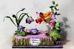 Cake fairy tale by Dana Danila