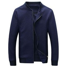 New Fashion Brand Jacket Men Clothes Trend College Slim Fit High-Quality Casual Mens Jackets And Coats