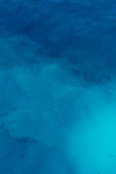 blue, ocean, water