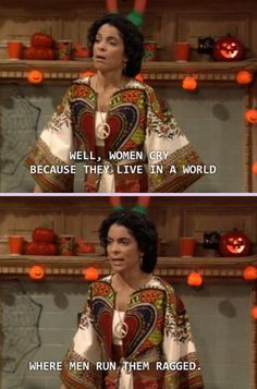 """When she spoke up for women everywhere.   24 Of Whitley Gilbert's Most Iconic Lines On """"A Different World"""""""