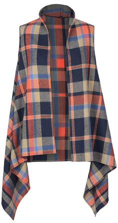 New arrival-$21.99! Hot at any time. This piece with high-low design & plaid pattern gonna easy your day with its casual style! Make it yours at Cupshe.com