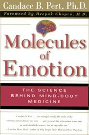 Molecules of Emotion by Candace Pert and other books at the neurofeedback site EEGInfo