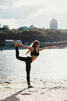 Imagen de fitness, yoga, and body