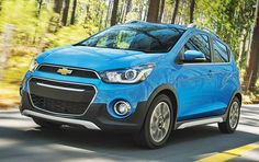 2019 Chevrolet Spark Activ To sweeten the arrangement, the Spark Activ likewise incorporates a cowhide wrapped controlling wheel,