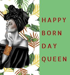 Birthday Greetings, Birthday Wishes, Happy Birthday African American, Happy Birthday Quotes For Daughter, Happy B Day, Black Women Art, Friendship Quotes, Female Art, Fathers