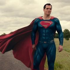 Superman Cosplay, Superman Art, Superman Man Of Steel, Superman Stuff, Dc Comics Heroes, Comic Book Superheroes, Marvel And Dc Characters, Marvel Movies, Henry Cavill