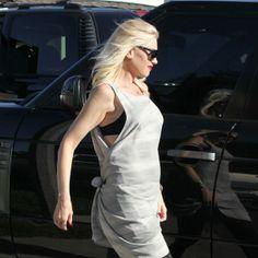 High-Heeled Mama Gwen Stefani