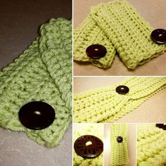Headband and matching fingerless gloves with coconut buttons...  I'm addicted to these clubninjah creations........ #handmade #crochet #gloves #hook #match #crochetheadband #fingerlessgloves Just keep creating...... u ninjah
