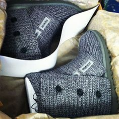 how to clean knit uggs