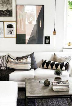 50+ Captivating Modern Living Room Decorating Inspirations