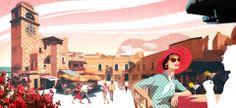YOOXNEWS : Ad for Chanteclerc Capri