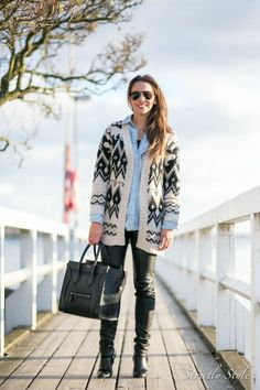 5 Ways to Wear Knits this Winter - Glam Bistro
