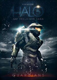 HALO 5 on Behance