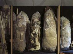 mummies from Chachapoyas