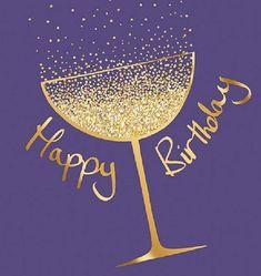 Happy birthday kaka - christelle b* - Happy Birthday Cheers, Free Happy Birthday Cards, Happy Birthday Wishes Images, Best Birthday Quotes, Happy Birthday Pictures, Happy Birthday Greetings, Humor Birthday, 40th Birthday, Birthday Parties