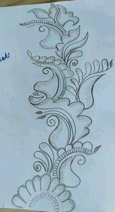 Mehndi Designs For Kids, Mehndi Designs Book, Henna Designs Feet, Simple Arabic Mehndi Designs, Stylish Mehndi Designs, Dulhan Mehndi Designs, Mehndi Designs For Fingers, Wedding Mehndi Designs, Mehndi Design Pictures
