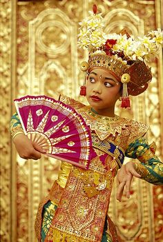 Balinese Dancer::Bali, Indonesia 'Tis The Season...for Surf and Snow Contest #WanderMuch