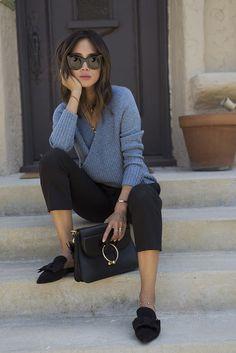 Você adora sua calça de alfaiataria e deseja aproveitar a peça em produções para além do escritório?
