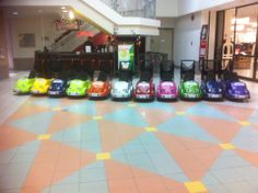 #SevenoaksShopping Centre is pleased to have 360 Fabrication sponsor our strollers, by personalizing each one with fun, vibrant colors, and a name suited to reflect each of the strollers personality.