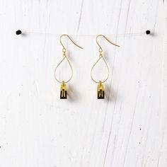 Cubist Diamond Earrings