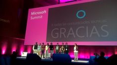 Microsoft Tech Summit #Excel http://blgs.co/09RAa7