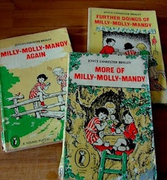 Milly-Molly-Mandy my Nanna brought the set with her one visit and we sat and read them for hours. My children love her just as much as I did. Vintage Children's Books, Vintage Posters, Milly And Molly, David Bromley, Adventure Books, Book Flowers, Storybook Characters, Lifelong Friends, Kiwiana